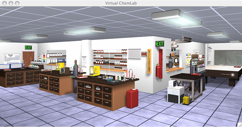 Virtual Chem Lab Chemistry